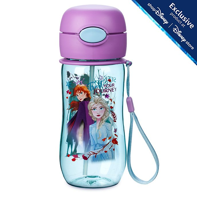 Disney Store Frozen 2 Water Bottle