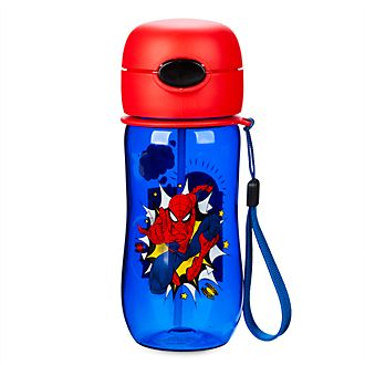 Disney Store Spider-Man Water Bottle