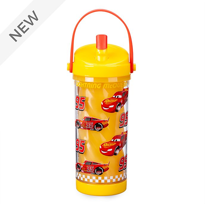 Disney Store Disney Pixar Cars Colour Changing Water Bottle