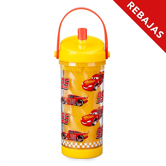 Botella que cambia color Disney Pixar Cars, Disney Store