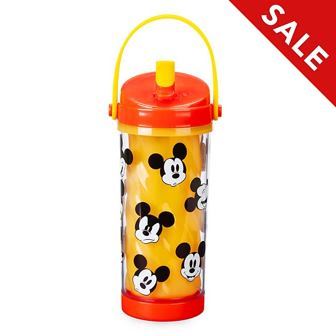 Disney Store Mickey Mouse Colour Changing Water Bottle