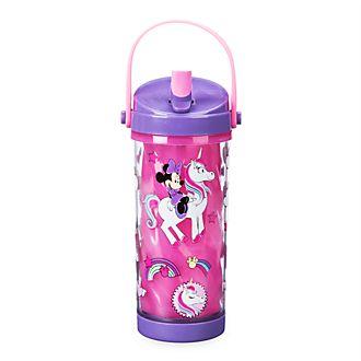 Disney Store - Minnie Maus - Wasserflasche mit Farbwechsel