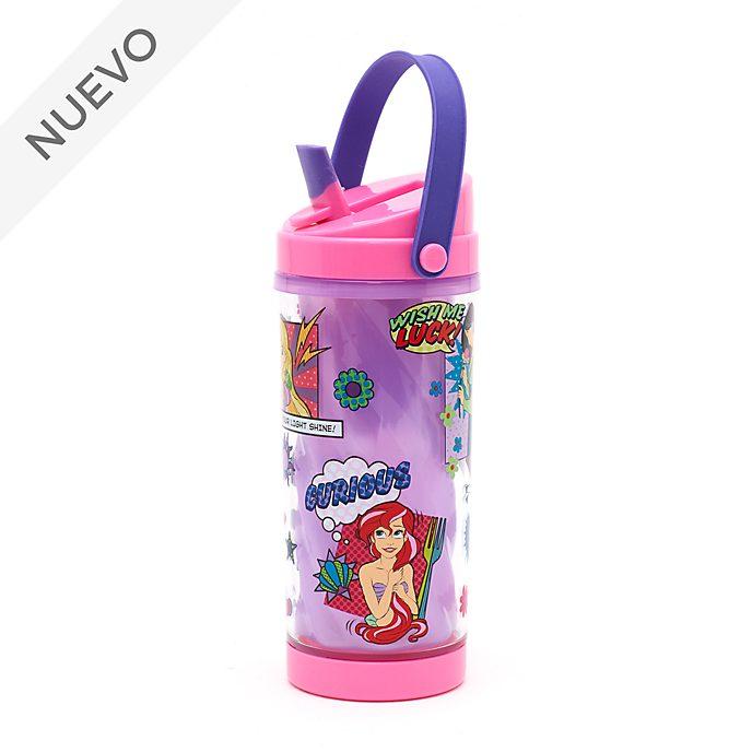 Botella que cambia color princesas Disney, Disney Store