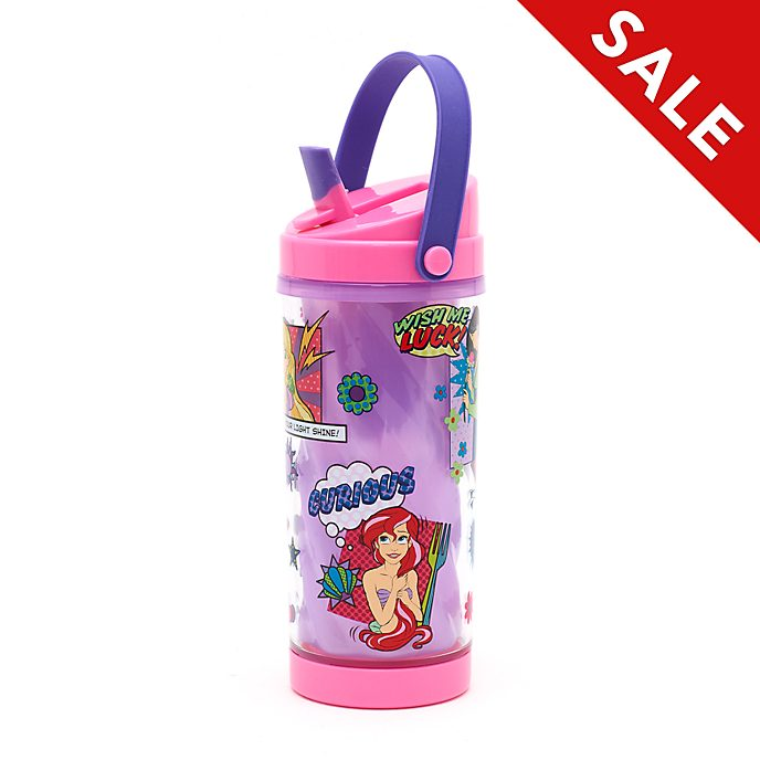 Disney Store Disney Princess Colour Changing Water Bottle