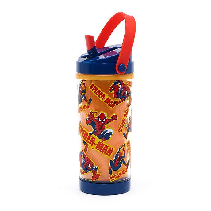 Disney Store - Spider-Man - Wasserflasche mit Farbwechsel