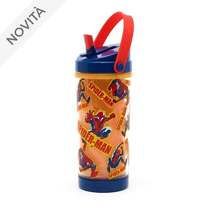Bottiglia per l'acqua che cambia-colore Spider-Man Disney Store