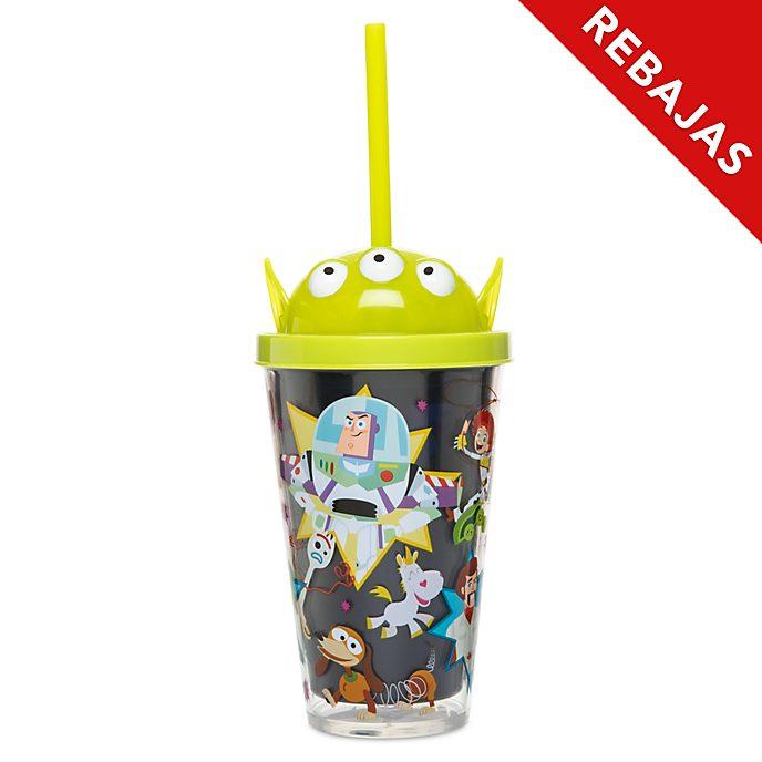 Vaso con pajita iluminado Toy Story, Disney Store