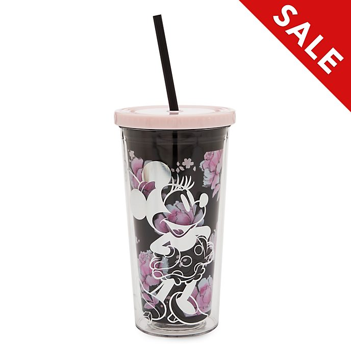 Disney Store - Positively Minnie - Strohhalm-Becher
