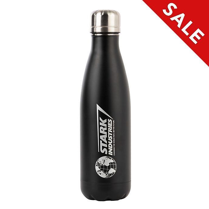 Disney Store Stark Industries Water Bottle