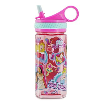 Disney Store Disney Princess Pink Water Bottle