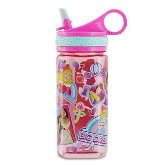Disney Store - Disney Prinzessin - Pinkfarbene Trinkflasche