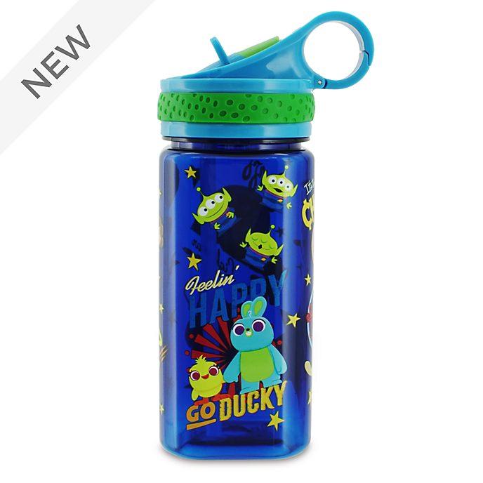Disney Store Toy Story 4 Blue Water Bottle