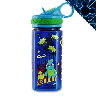 Disney Store - Toy Story 4 - Blaue Trinkflasche