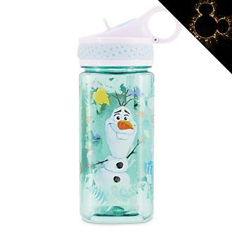 Bottiglia per l'acqua Frozen 2: Il Segreto di Arendelle blu Disney Store