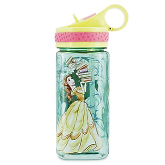 Disney Store Beauty and the Beast Water Bottle