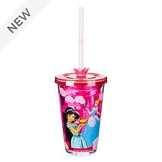 Disney Store Disney Princess Straw Tumbler