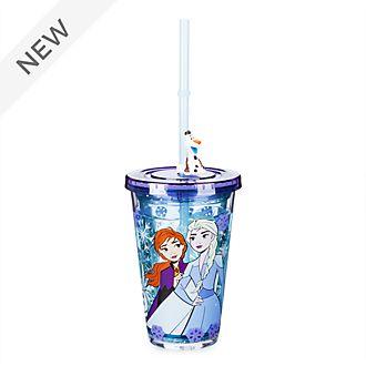Disney Store Frozen 2 Straw Tumbler