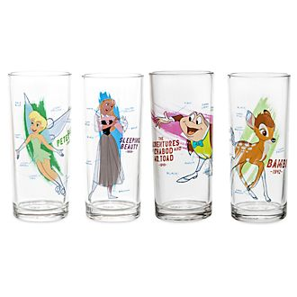 Vasos Ink & Paint, Disney Store (2 de 2)