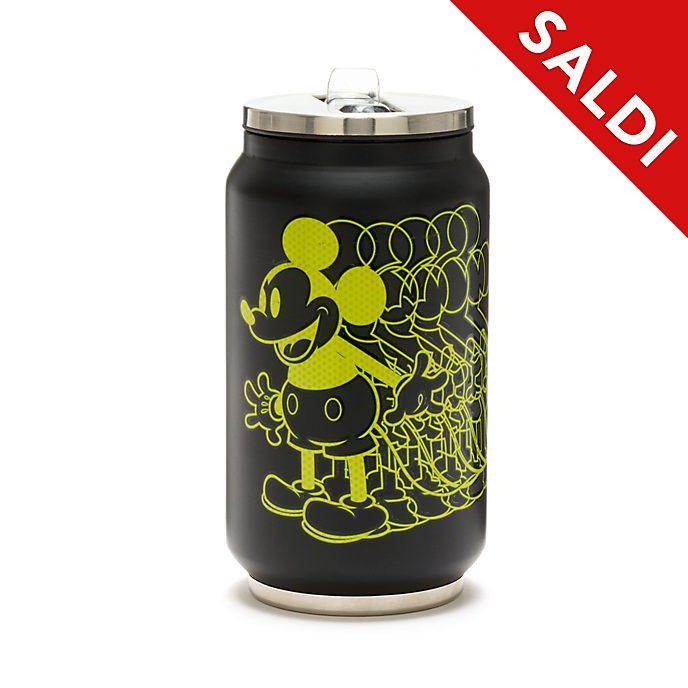 Bottiglia per l'acqua Mickey Mouse: Neon Festival Topolino Disney Store