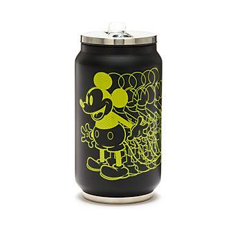 Disney Store - Micky Maus: Neon Festival - Trinkflasche