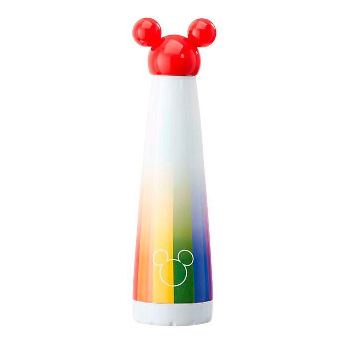 Funko - Micky Maus - Trinkflasche aus der Rainbow-Kollektion