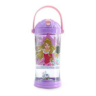 Disney Store Disney Princess Snow Globe Straw Tumbler