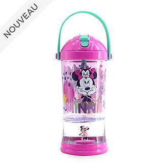 Disney Store Gobelet avec paille Boule à neige Minnie