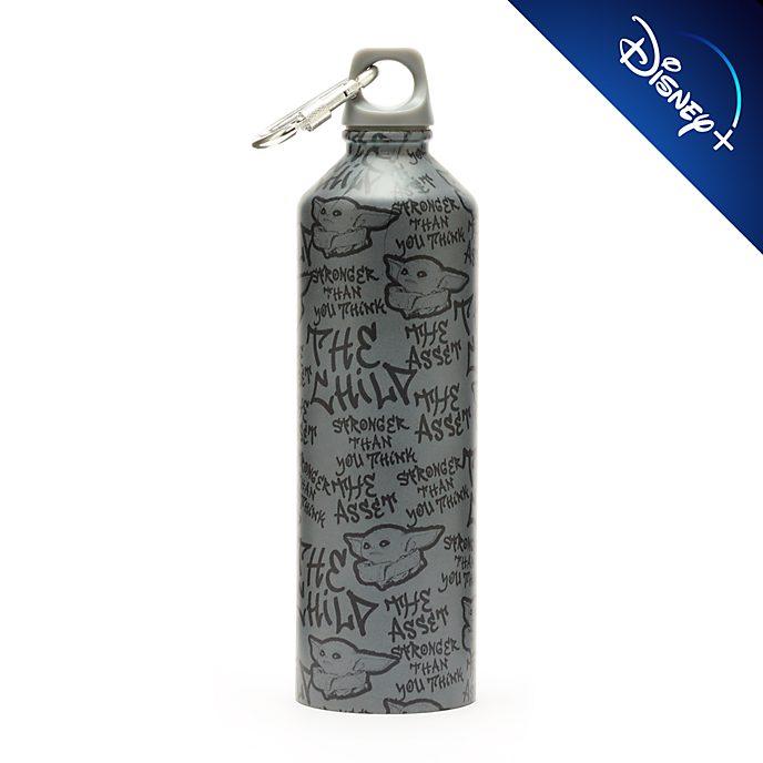 Bottiglia per l'acqua Il Bambino graffiti Star Wars Disney Store