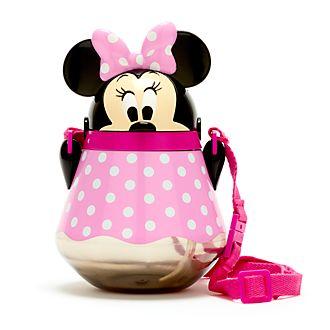 Disney Store Minnie Mouse Flip Top Water Bottle
