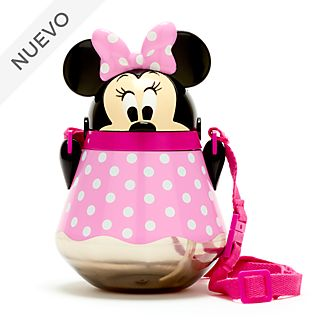 Botella con tapa abatible Minnie Mouse, Disney Store
