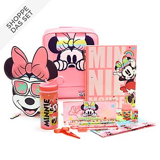 Disney Store - Minnie Maus - Back to School-Collection