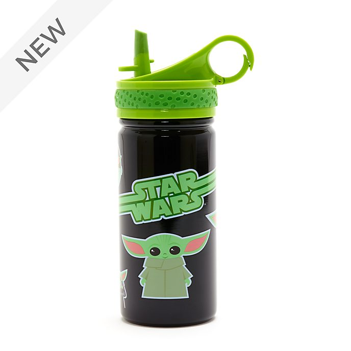 Disney Store Star Wars: The Mandalorian Water Bottle