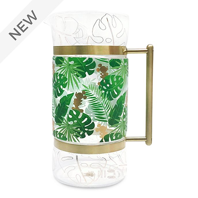 Disney Store Mickey Mouse Tropical Hideaway Pitcher