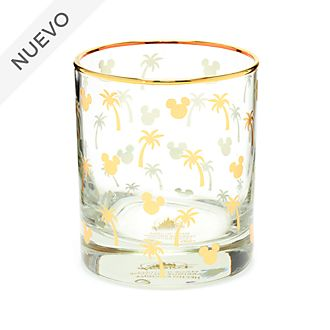 Disney Parks vaso tropical Mickey Mouse