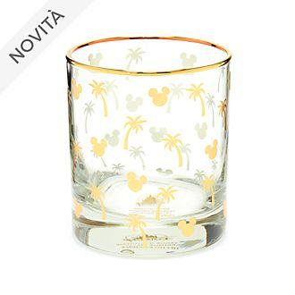 Bicchiere Topolino collezione Tropical Hideaway Parchi Disney