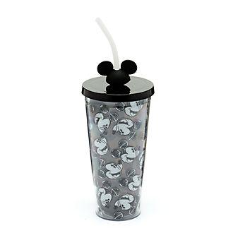 Bicchiere con cannuccia Topolino Walt Disney World