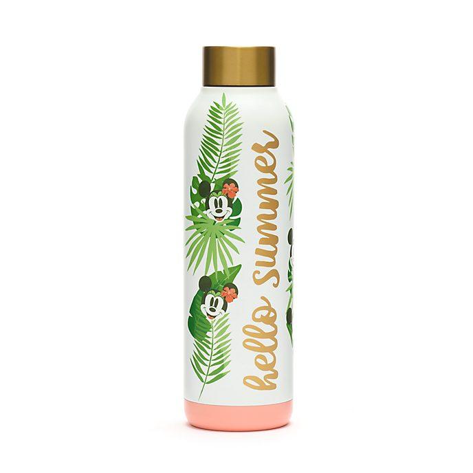 Bottiglia per l'acqua Minni collezione Tropical Hideaway Parchi Disney