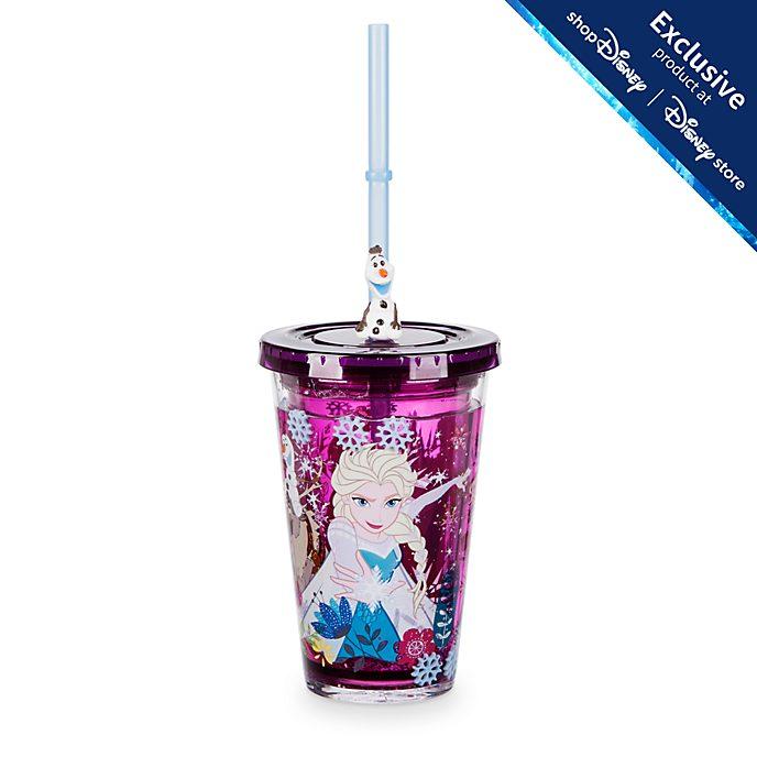 Disney Store Frozen Straw Tumbler