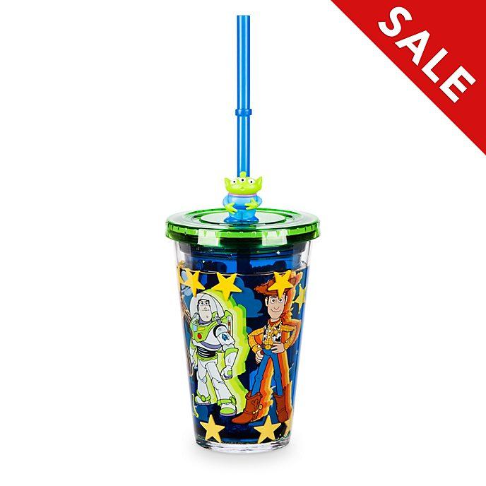 Disney Store Toy Story Straw Tumbler