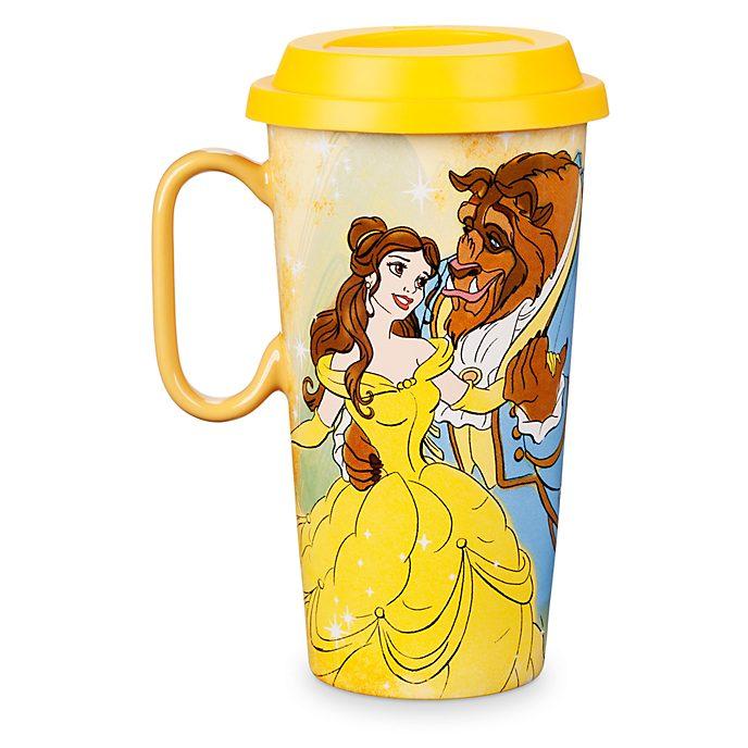 Disney Store Belle Travel Mug
