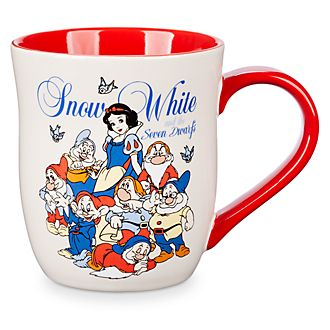 Disney Store Snow White and the Seven Dwarfs Mug