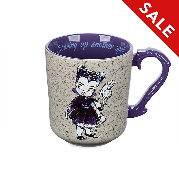 Disney Store Maleficent Disney Animators' Collection Mug