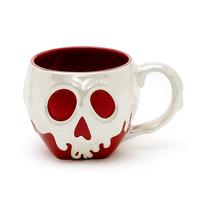 Disney Store Poisoned Apple Mug, Snow White