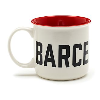 Taza Barcelona Mickey Mouse, Disney Store