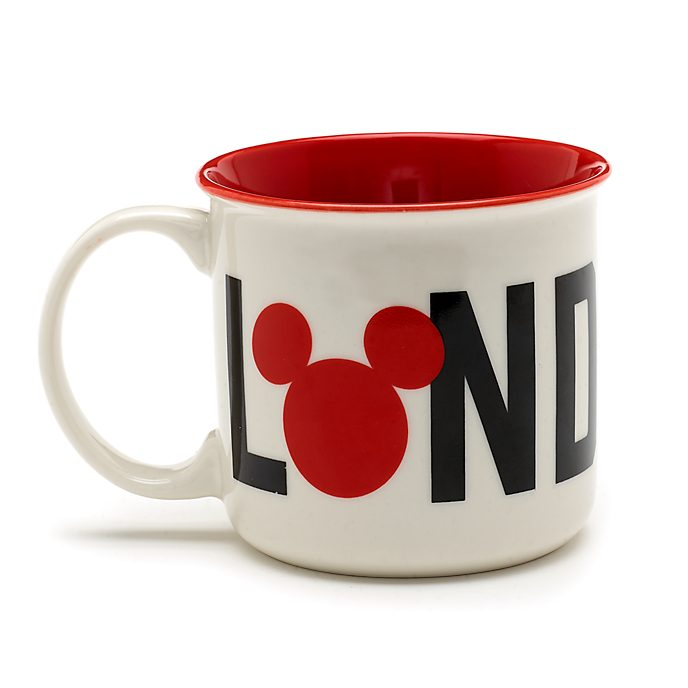Disney Store Mickey Mouse London Mug