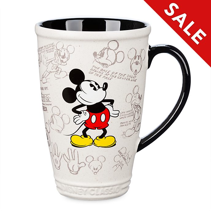 Disney Store Mickey Mouse Animated Mug