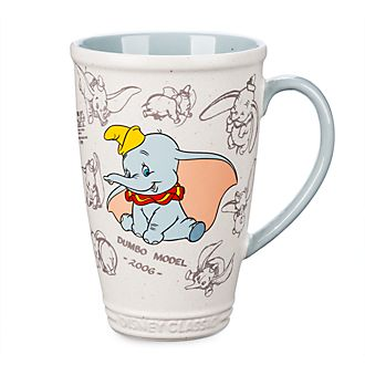 Taza animada Dumbo, Disney Store