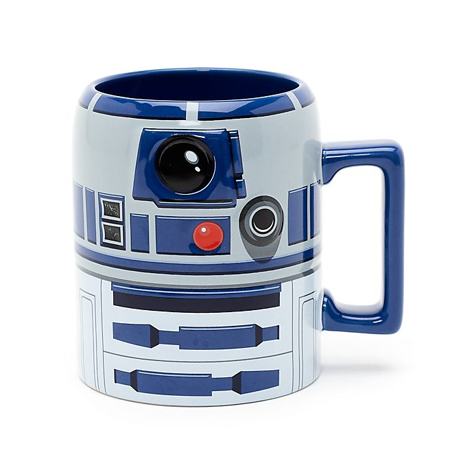 Taza R2-D2, Star Wars, Disney Store