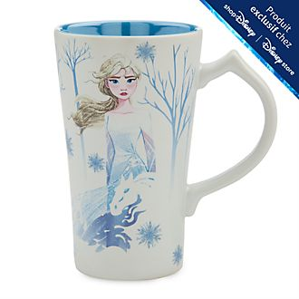Disney Store Mug La Reine des Neiges2