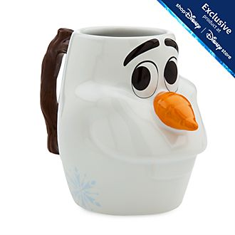 Disney Store Olaf Figural Mug, Frozen 2